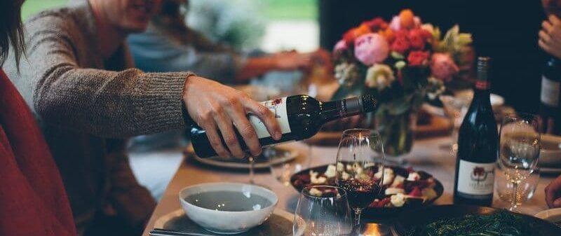 Wine Tasting Dinner 21st June