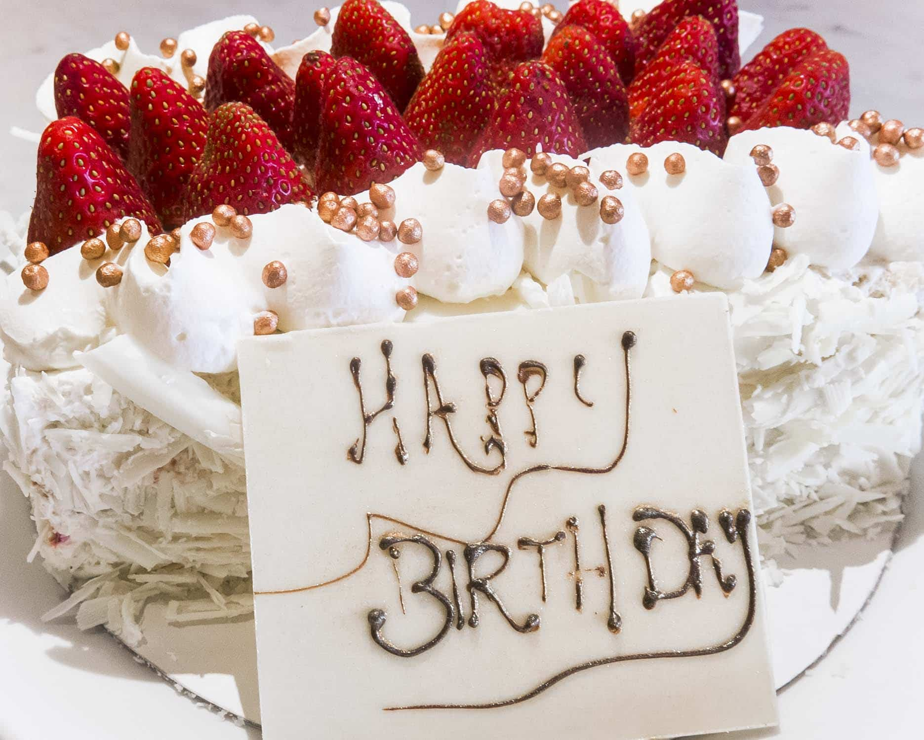 Best Birthday Cakes to order Perth