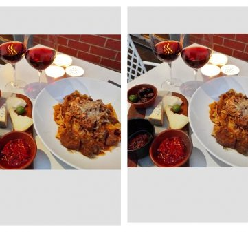 How to brighten dark food photos with your mobile phone