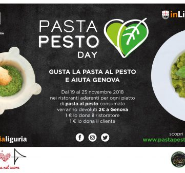 World's Pasta Pesto Day