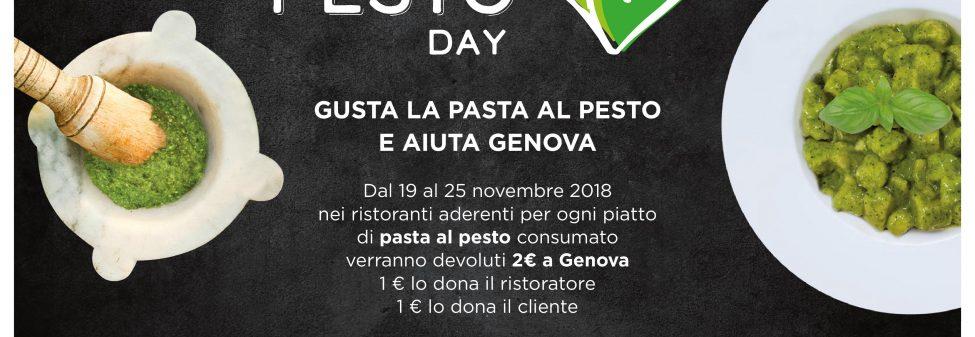 World's Pasta Pesto Day