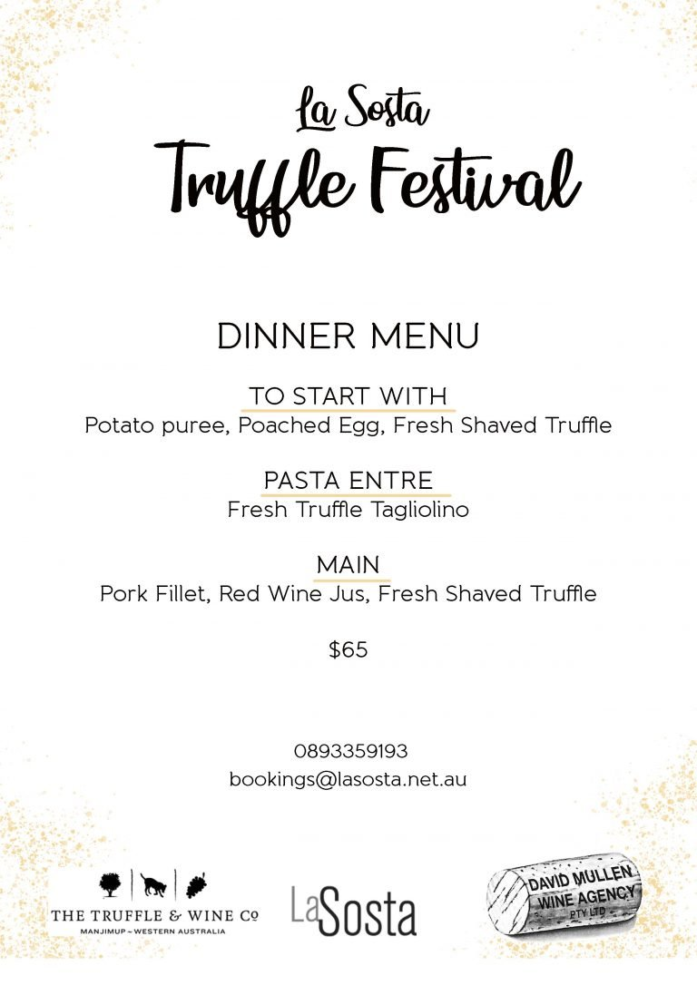 Truffle Event Chef