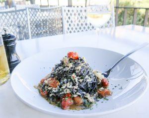 Squid Ink Pasta Perth, Fremantle Italian Restaurant