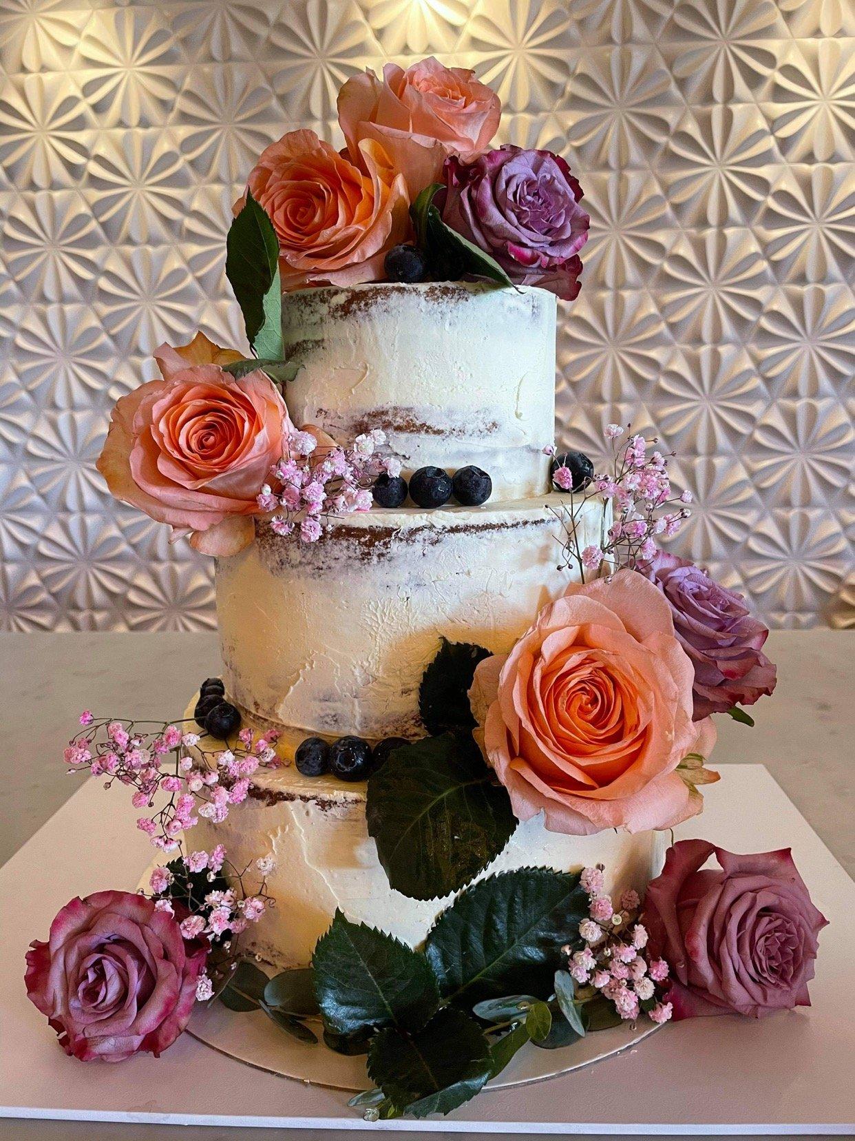 Wedding Cake to order Fremantle